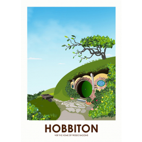 Film - Lord Of The Rings Hobbiton