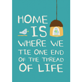 Home Is Where We Tie