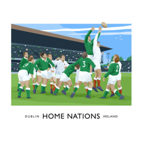 Sport - Rugby Home Nations Ireland v England
