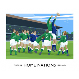 Sport - Rugby Home Nations Ireland v Scotland