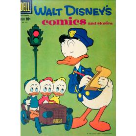 Donald Duck - Three Little Ducks