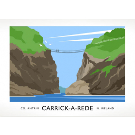 Co Antrim - Carrick A Rede