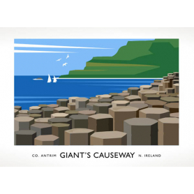Co Antrim - Giant's Causeway
