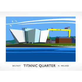 Belfast - Titanic Quarter