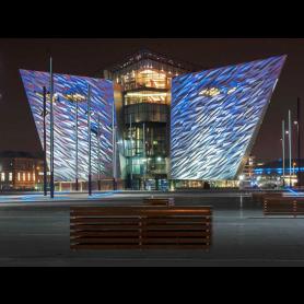 Belfast - Titanic Building