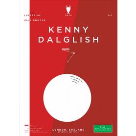 Liverpool - Kenny Dalglish vs Club Brugge 1978