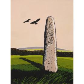 Kilnasaggert Stone, Co Armagh