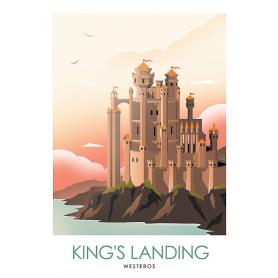 TV - Game of Thrones King's Landing
