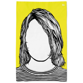Tea Towel - Kurt Cobain