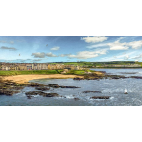 Co Antrim - Looking Back Portballintrae