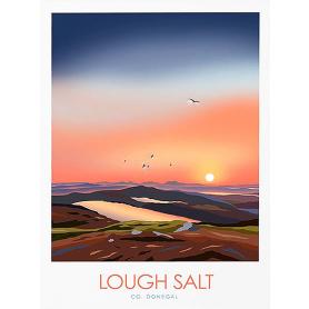 Co Donegal - Lough Salt