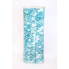 Grace Blue Large Vase