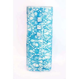 Grace Blue Medium Vase