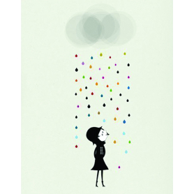 Mademoiselle Under the Rain