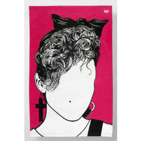 Tea Towel - Madonna