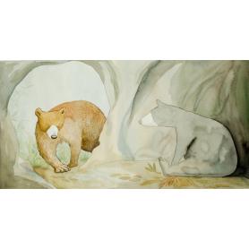 Original - Mamma Bear, Papa Bear