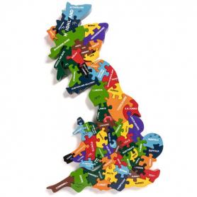 Map Of Britain