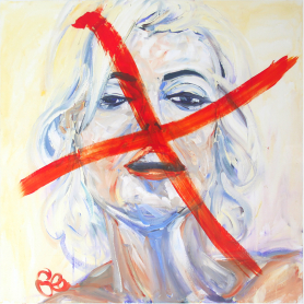 Print Other - Marilyn Monroe Rejected Series No. 3