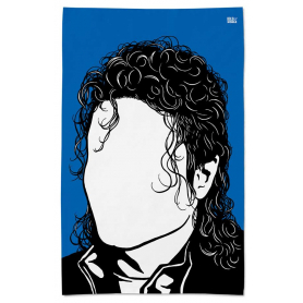 Tea Towel - Michael Jackson