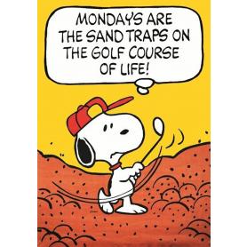 Snoopy - Mondays
