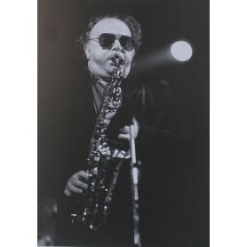 Digital Print - Moondance Van Morrison 1990