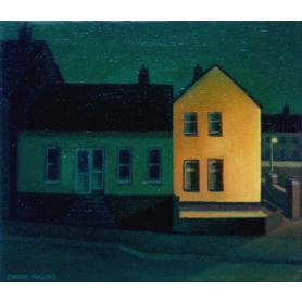 Moonlit Street