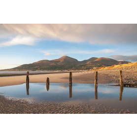 Co Down - Mournes From Newcastle