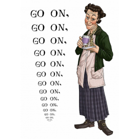 Father Ted - Mrs Doyle - Go On