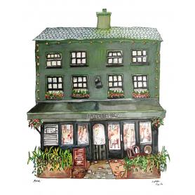 Belfast - Muriel's Café
