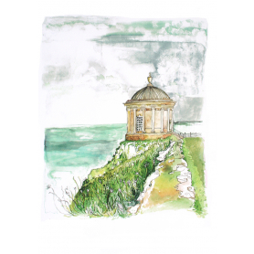 Co Derry - Mussenden Temple