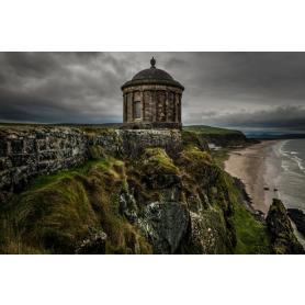 Co Derry - Mussenden Storm