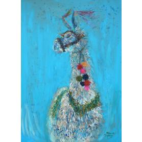 My Beautiful Llama