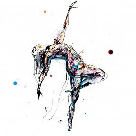 Print Ltd Edition - Dancers Series - My Everything