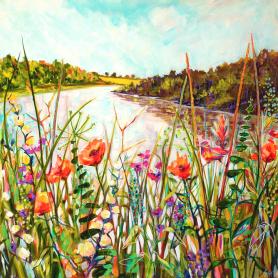 Nature Sings River Lagan