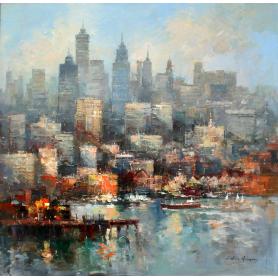 Original - New York Skyline