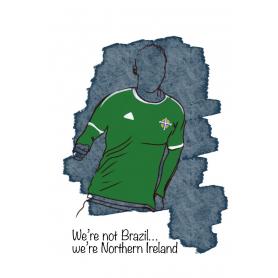 Northern Ireland Footballer
