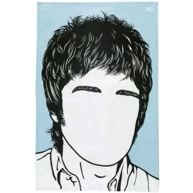 Tea Towel - Noel Gallagher