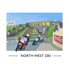 Sport - North West 200 Bridge