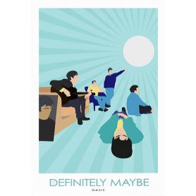 Music - Oasis Definitely Maybe