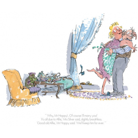 Roald Dahl Esio Trot - Of Course I'll Marry You
