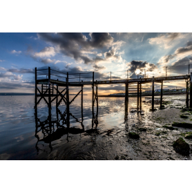 The Old Holywood Pier