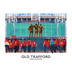 Sport - Football Old Trafford