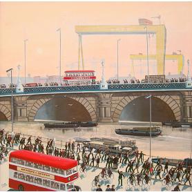 Print - Over The Bridge