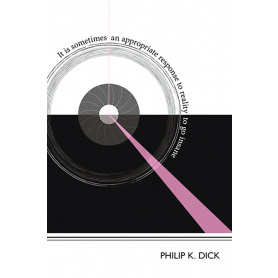 Literary Print - Philip K. Dick