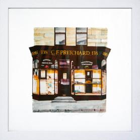 Old Belfast Shopfronts - Pritchard