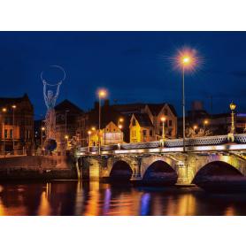 Belfast - Queen's Bridge