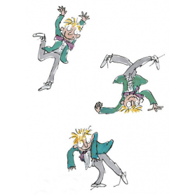 Quentin Blake Signed - Simpkin Silly