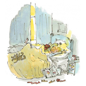 Quentin Blake Signed - This Is Simpkin