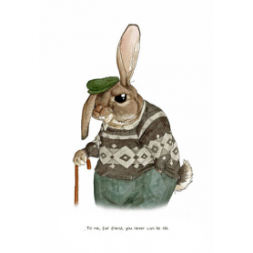 Animals - Hare Shakespeare Quote