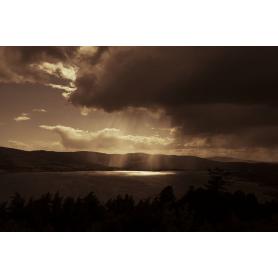 Rain Curtain, Carlingford Lough
